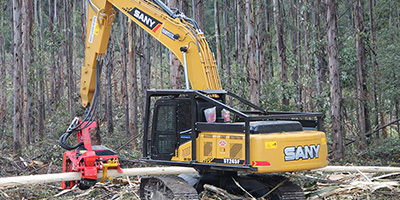 Randalls Equipment | Forestry Attachments