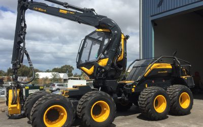 FOR SALE – New Ponsse Scorpion King Harvester