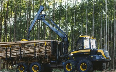 New K121 loader and Active Crane for 20t Elephant King
