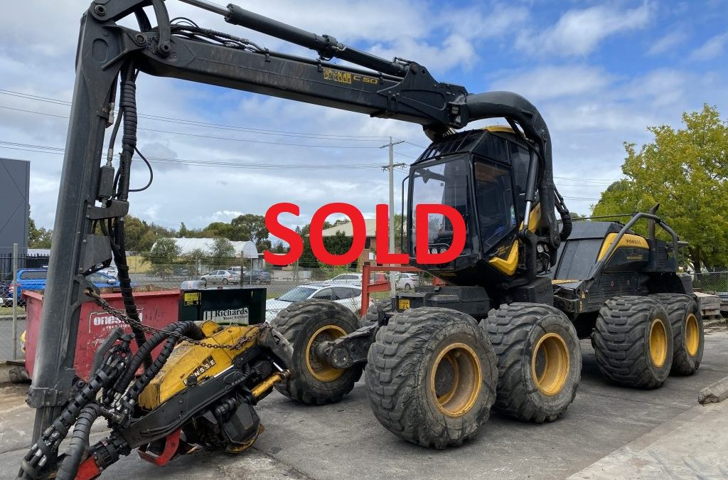 FOR SALE – 2015 Scorpion King harvester