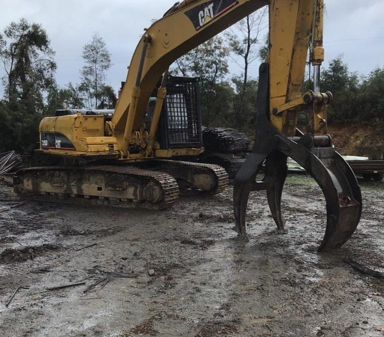 FOR SALE – Cat 325DL Log Loader