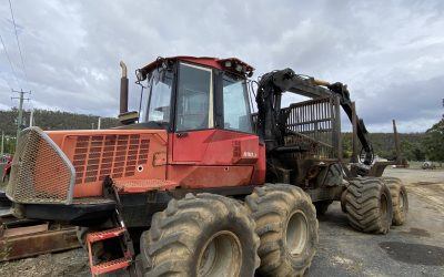 FOR SALE – 2007 Valmet 890.3 Forwarder