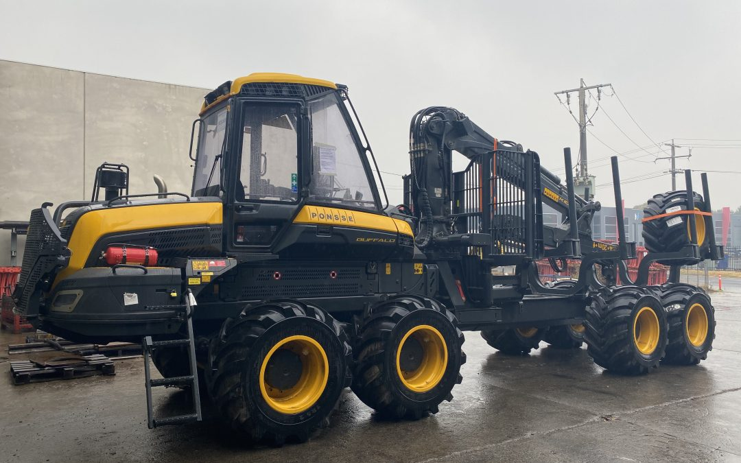 FOR SALE – New Ponsse Buffalo Forwarder